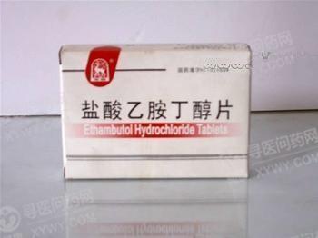 惠州大亚 盐酸乙胺丁醇片