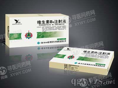 云南白药 维生素B6注射液