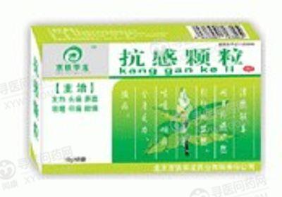 北京汉典 抗感颗粒