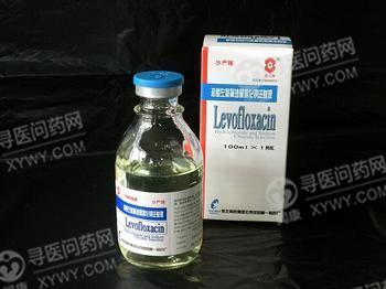 湖南正清 盐酸左氧氟沙星氯化钠注射液