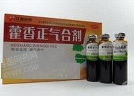 温州海鹤 藿香正气合剂