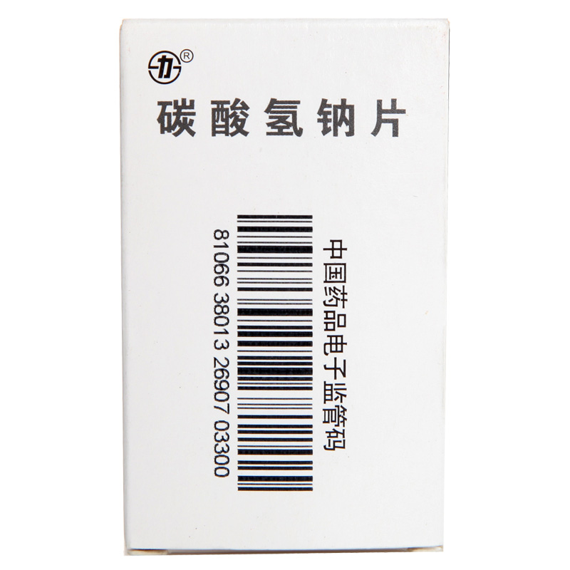 力生制药 碳酸氢钠片