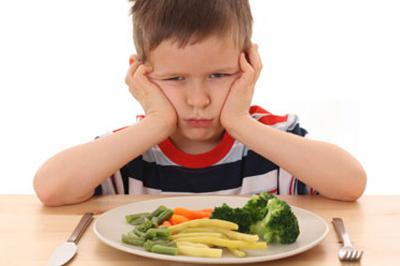 宝宝厌食怎么回事