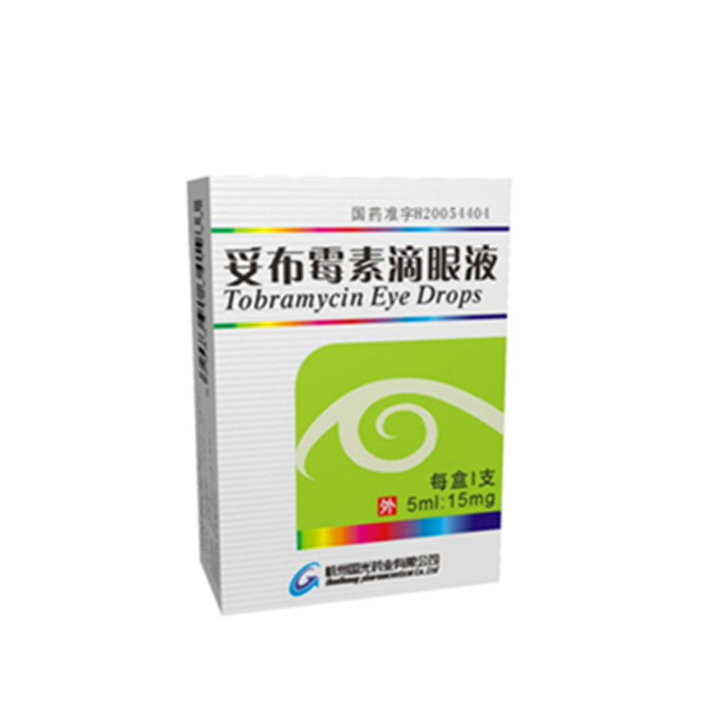 杭州国光药业 妥布霉素滴眼液