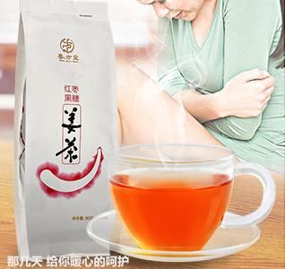 养方堂 红枣黑糖姜茶(固体饮料)