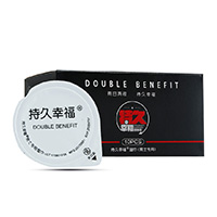 持久幸福湿巾(男士专用) 10片
