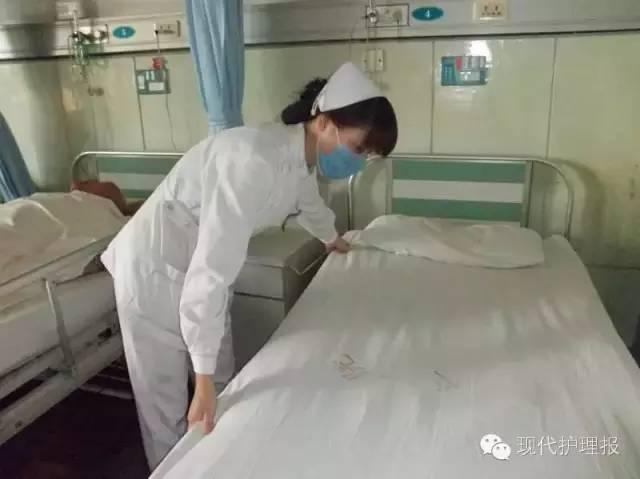 护理铺床的步骤