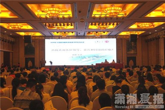 2016年中西医结合全国危重病急救医学会议召开